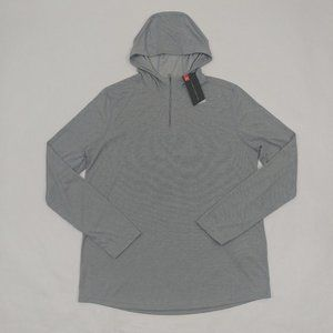 Under Armour Men's  Knit Fitted 1/4 Zip Hoodie XL